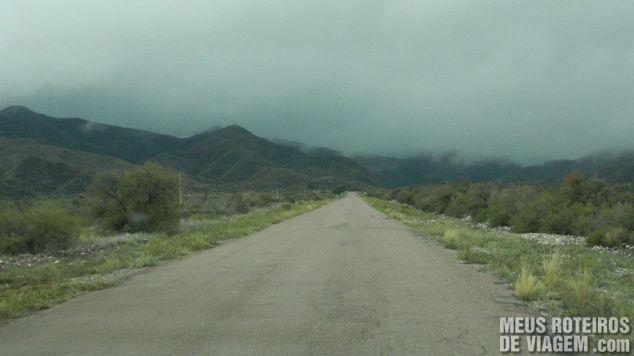 Caminho das 365 curvas - Mendoza, Argentina