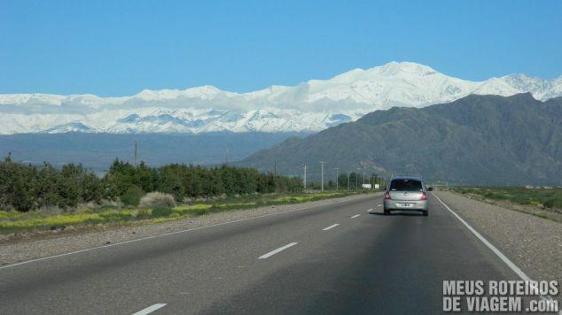Passeio na Cordilheira dos Andes - Mendoza, Argentina
