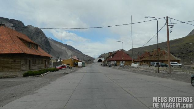 Las Cuevas Mendoza Argentina