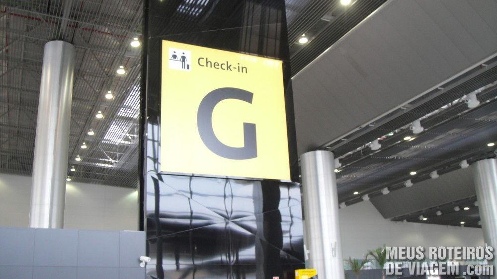 Como 233 O Terminal 3 Do Aeroporto De Guarulhos Gru