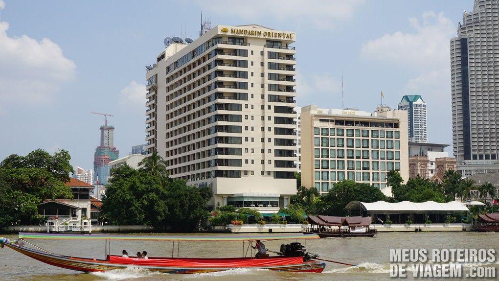 Hotel Mandarin Oriental Bangkok