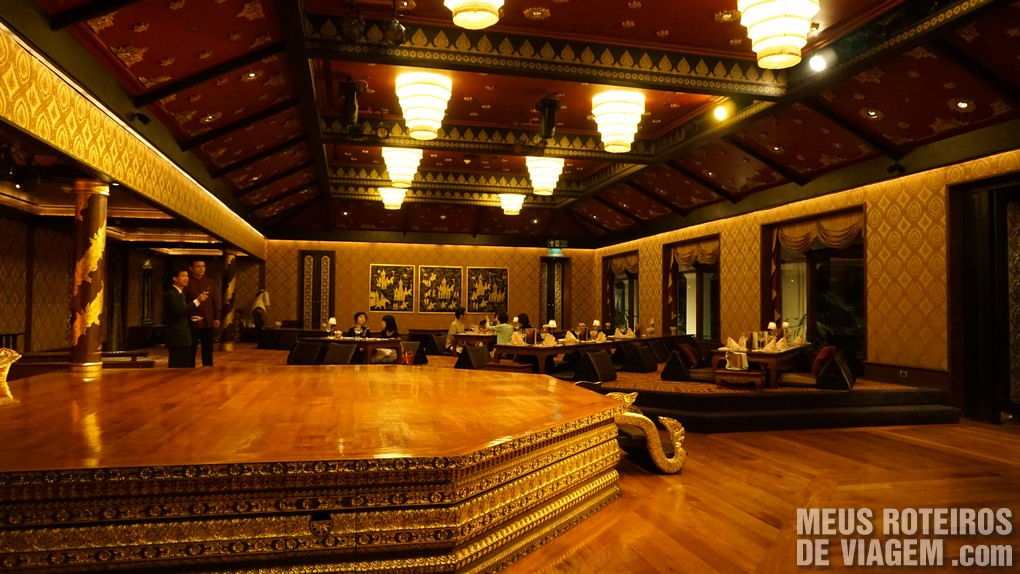 Restaurante Sala Rim Naam - Maindarin Oriental Bangkok