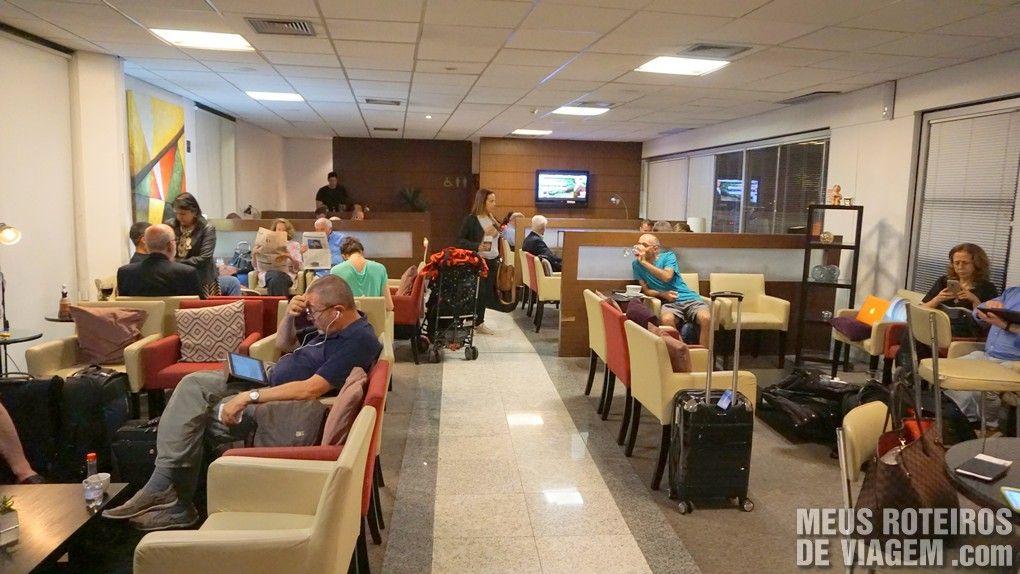 Sala VIP Proair - Aeroporto do Galeão, Rio de Janeiro