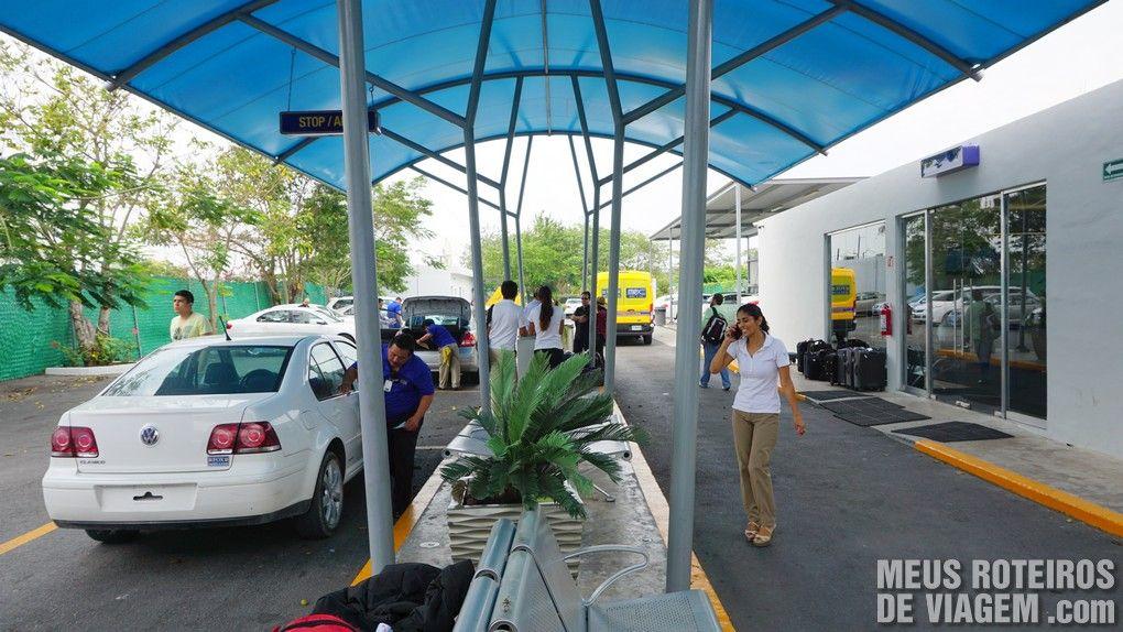 Local para retirada e devolução do veículo