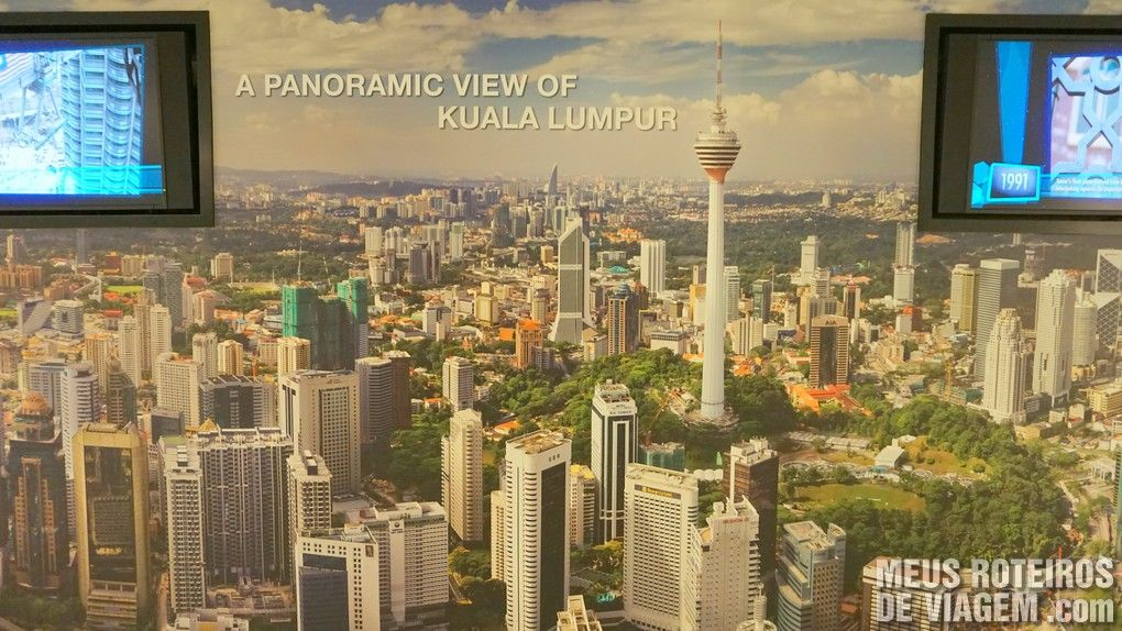Petronas Towers - Kuala Lumpur, Malásia