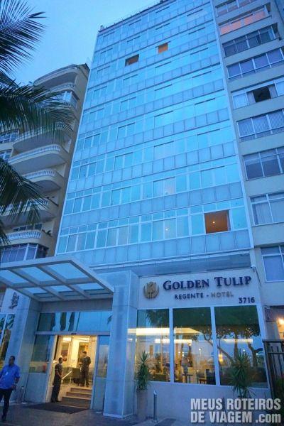 Hotel Golden Tulip Regente - Rio de Janeiro