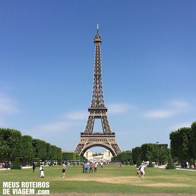 Torre Eiffel - Paris