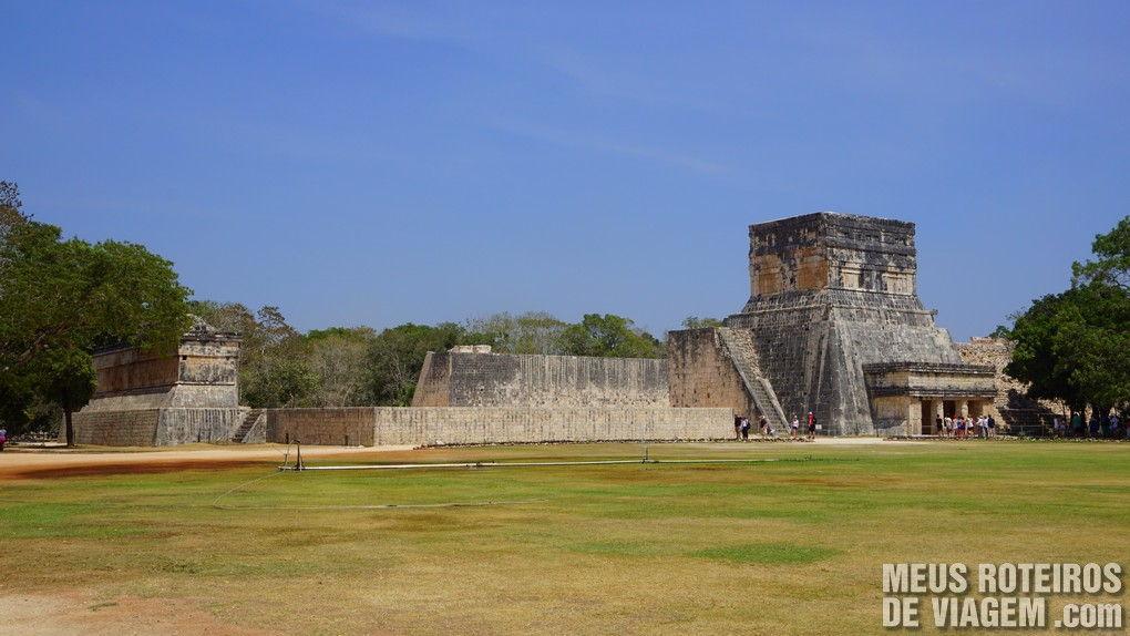 Zona Arqueológica de Chichén Itzá - México