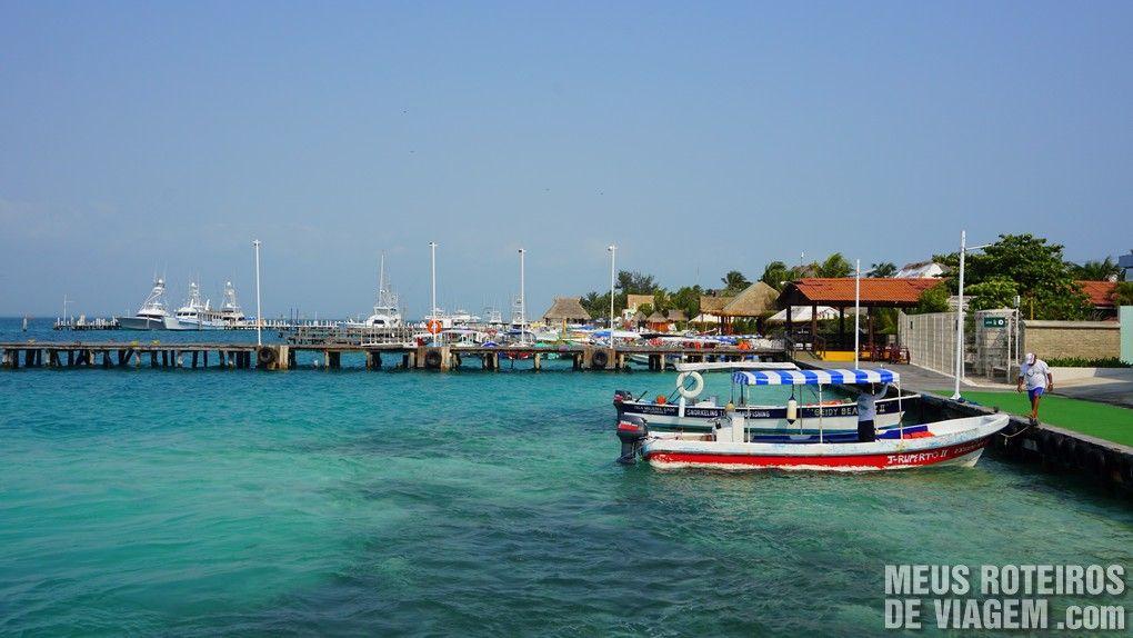 Isla Mujeres - Cancun, México