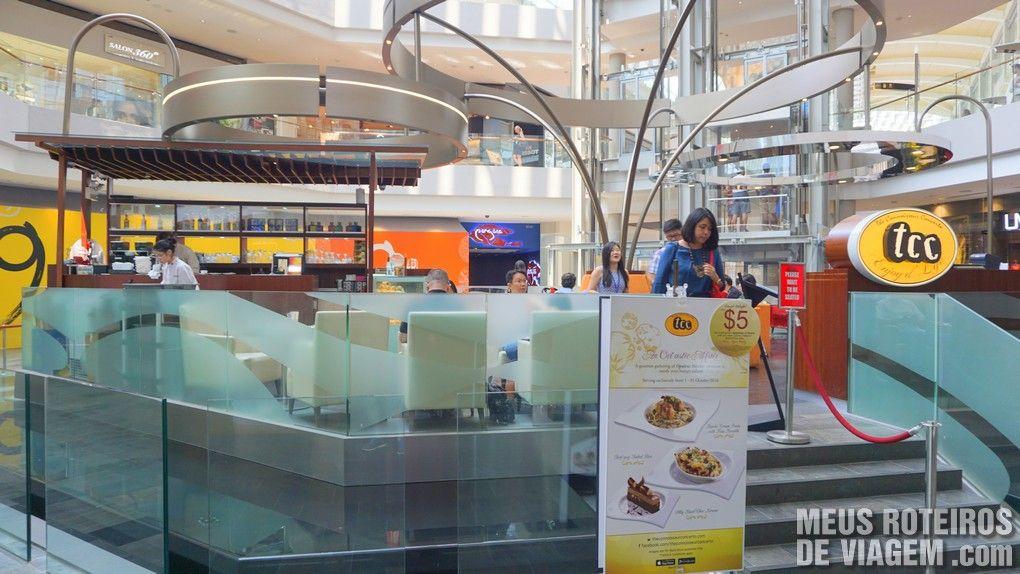 The Connoisseus Concerto (TCC) no The Shoppes at Marina Bay