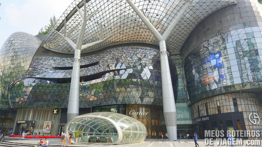 Shopping ION Orchard - Cingapura