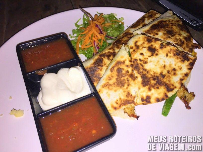 Restaurante Hooters - Cingapura