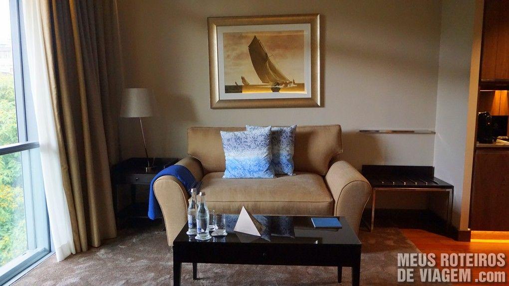 Quarto Junior Suite do Hotel Porto Bay Liberdade - Lisboa, Portugal