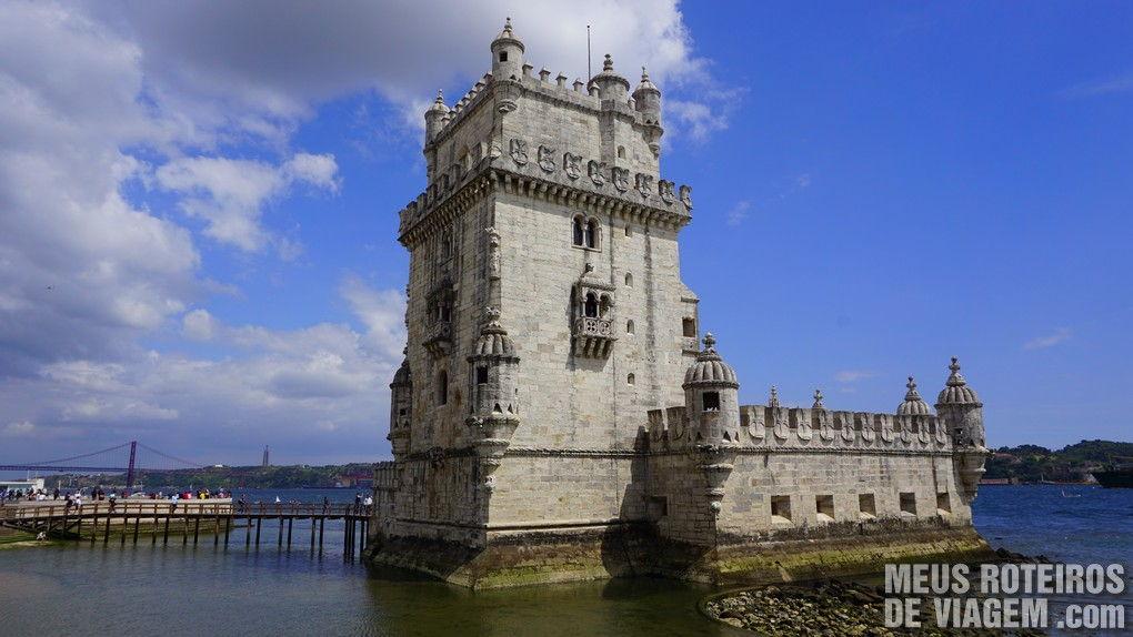 Torre de Belém - Lisboa, Portugal