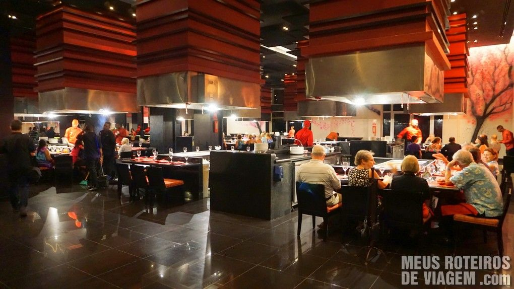 Restaurante Zen - Hard Rock Hotel & Casino Punta Cana All Inclusive