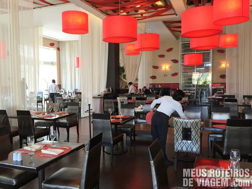 Restaurante Ciao - Hard Rock Hotel & Casino Punta Cana