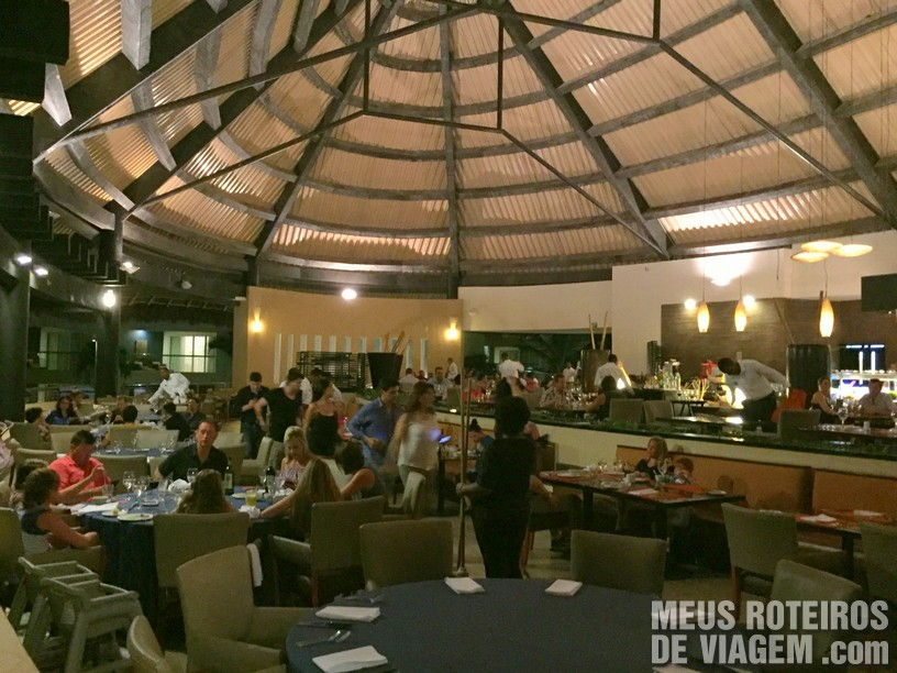 Restaurante Ipanema - Hard Rock Hotel & Casino Punta Cana