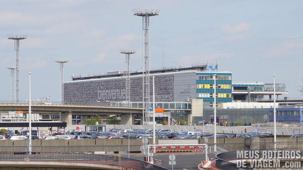 Terminal Sud (sul) do Aeroporto de Paris-Orly