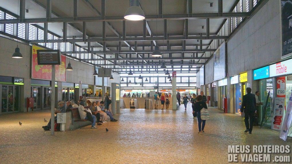 Estação Cais do Sodré - Lisboa, Portugal