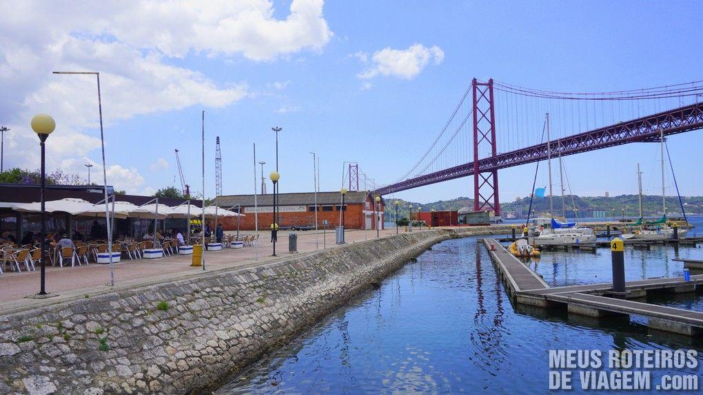 Docas de Lisboa - Portugal