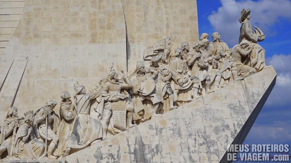 Padrão dos Descobrimentos - Lisboa, Portugal