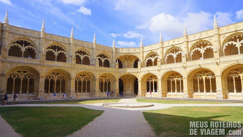 Mosteiro dos Jerónimos - Lisboa, Portugal