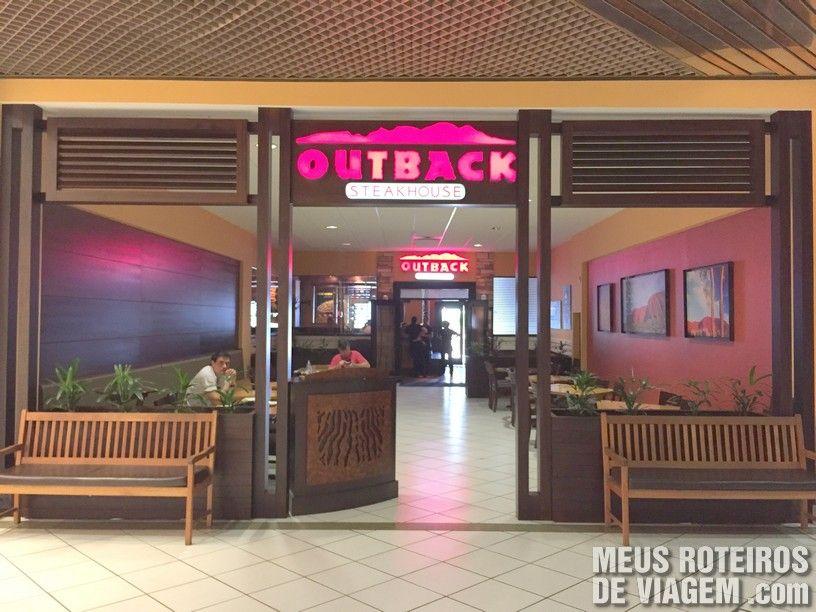 Outback Floripa - Shopping Beiramar