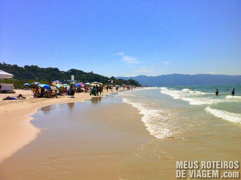 Praia de Jurerê Internacional - FlorianópolisPraia de Jurerê Internacional - Florianópolis