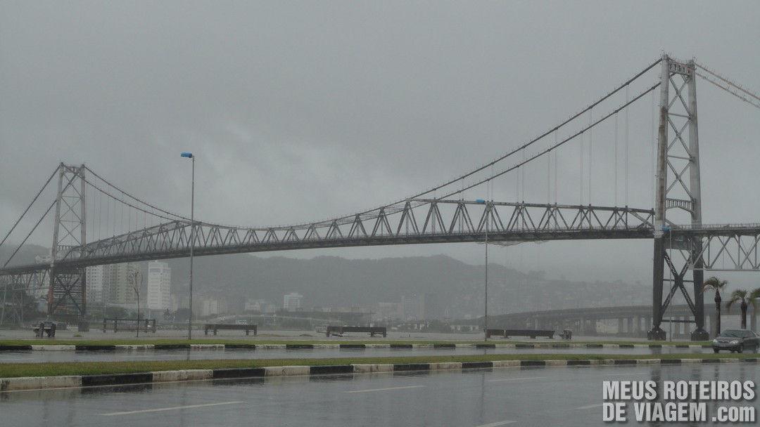 Chuva em Floripa