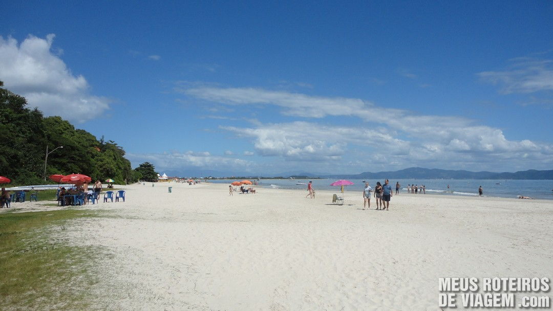 Praia do Forte - Florianópolis