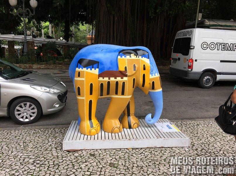 "Elefante ""Merfanti"", por Fernanda Peretti"