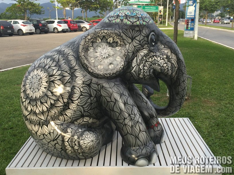 """Elefante """"Hope"""", por Gabriel Young"""