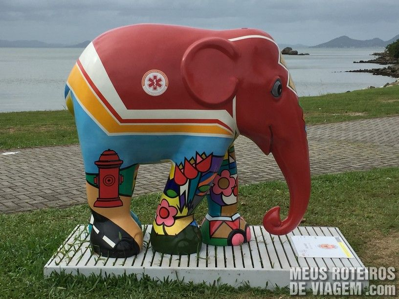 "Elefante ""Helifante"", por Luciano Costa"