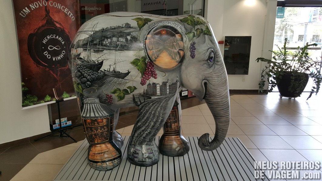 """Elefante """"Wúxiàn"""", por Maramgoní (foto: Fernando Marques, blog vamogente.com)"""