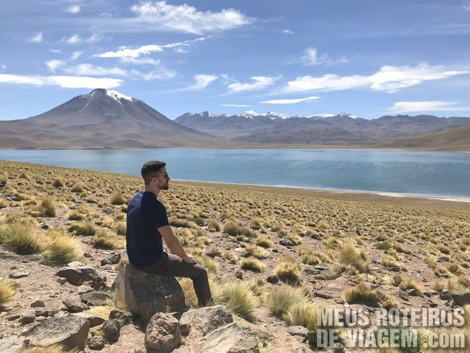 Lagunas Altiplânicas - Atacama, Chile