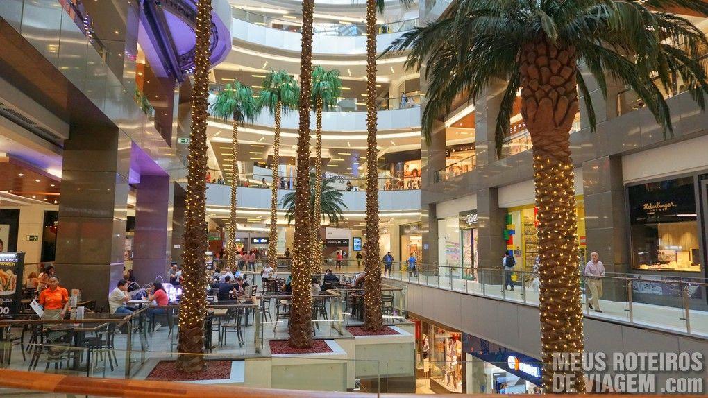 Shopping Costanera Center - Santiago, Chile