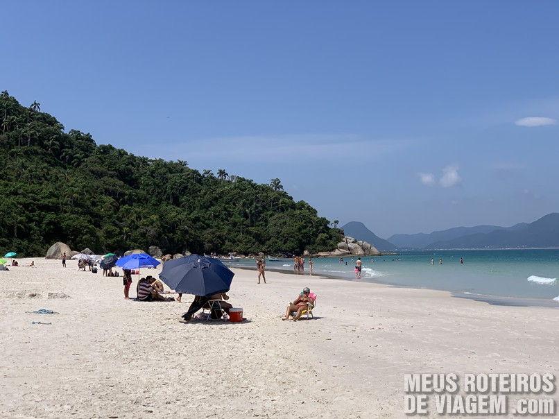 Ilha do Campeche - Florianópolis