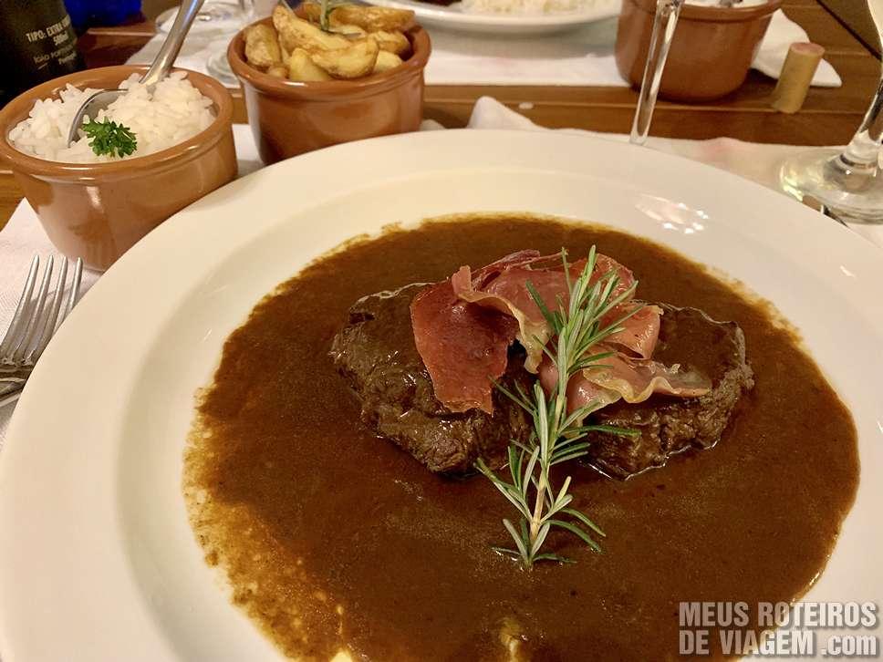 Restaurante Casa Aveiro - Gramado