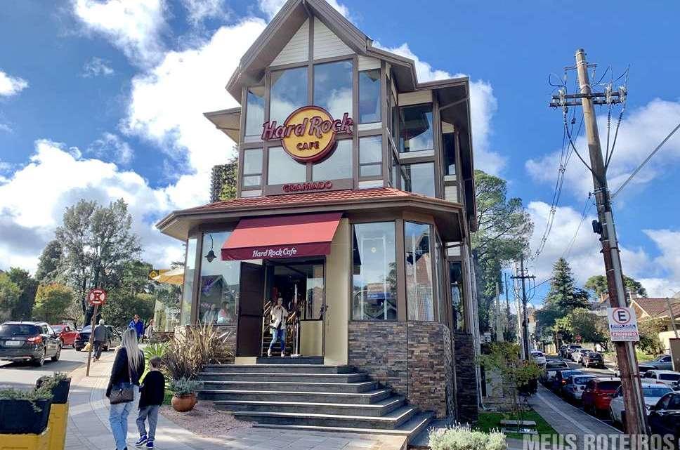Hard Rock Café Gramado