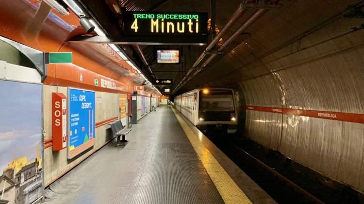 Metrô de Roma