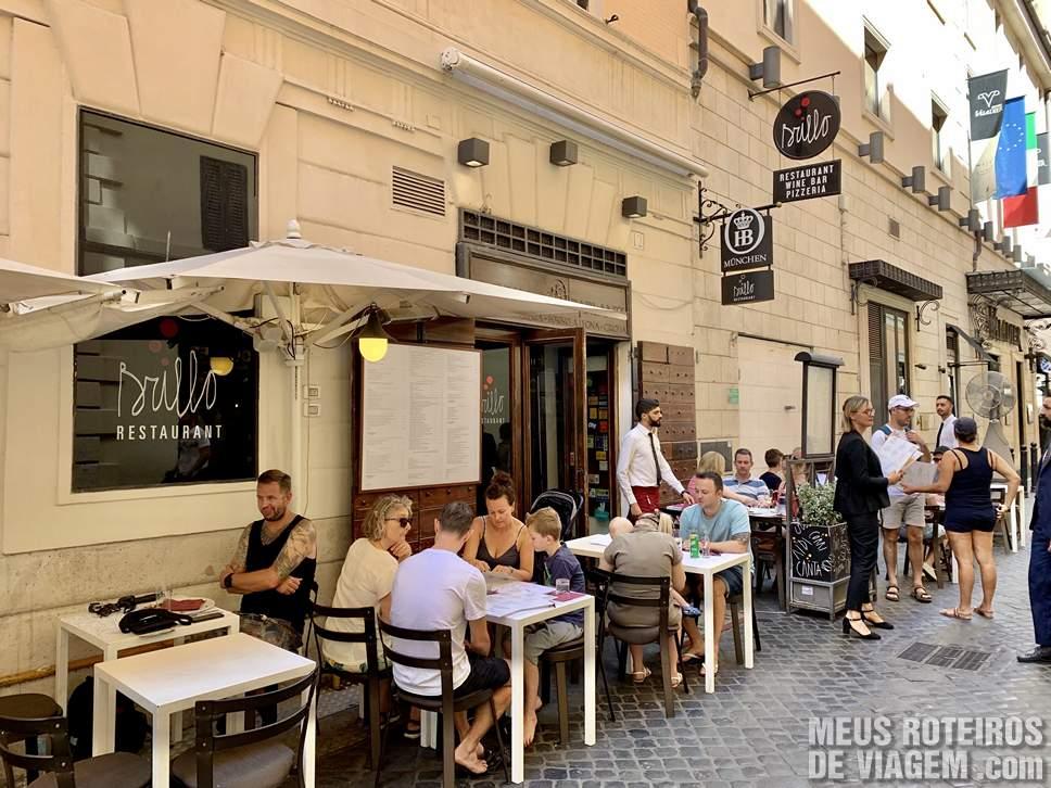 Brillo Restaurant Roma