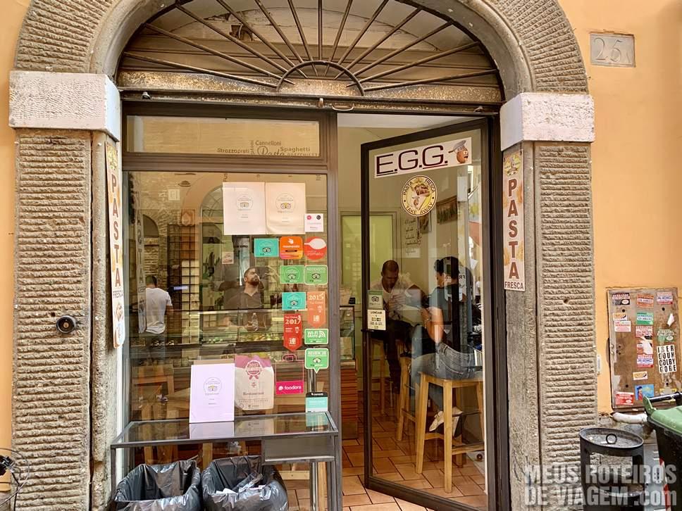 Egg Pasta Fresca Roma