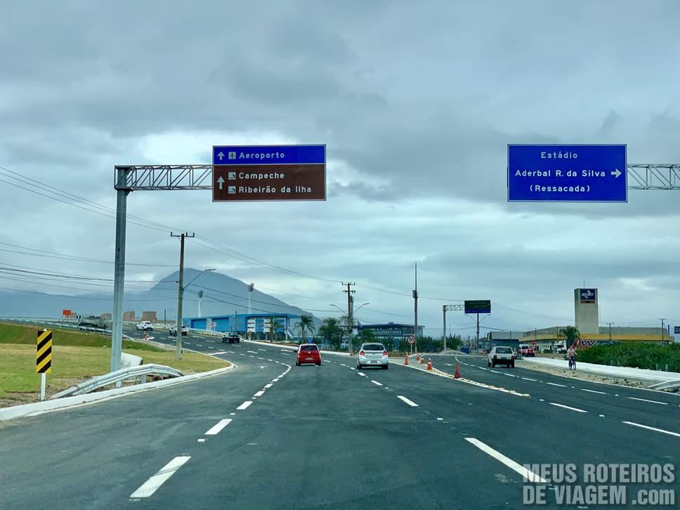 Rodovia de Acesso ao Floripa Airport