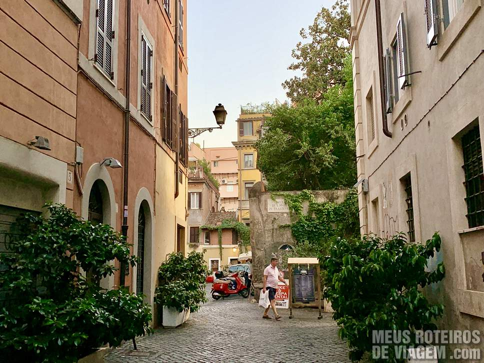 Trastevere, Roma