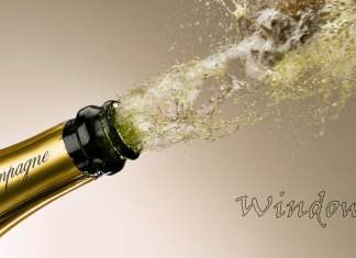 Champagne Windows 10