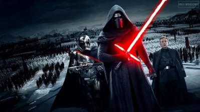 Star Wars - O Despertar da Força Wallpaper 03