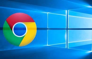 Google Chrome no Windows 10