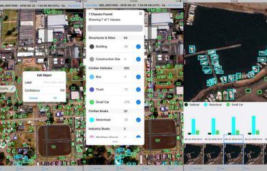 Microsoft Garage anuncia o Earth Lens para iOS
