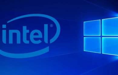 Intel anuncia drivers modernos do Windows para Windows 10