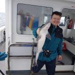Fish Caught on Boat